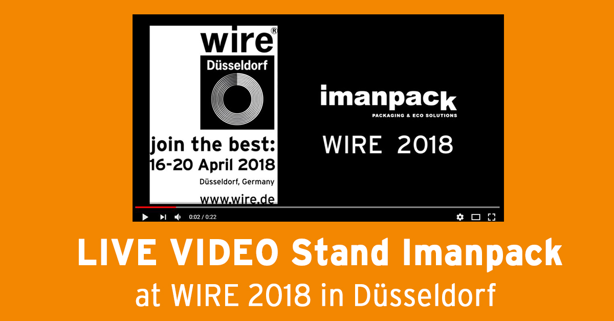 Live video from WIRE 2018 Düsseldorf